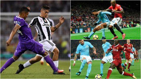 Điểm mặt 8 đại tiệc của bóng đá châu Âu những ngày đầu tháng 4: Cả thế giới chờ đợi Derby thành Manchester và chung kết Champions League mùa trước tái hiện