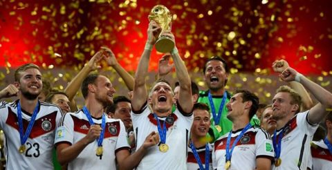 Trong khi các nước kêu trời vì ít tài năng thì Đức có thể đá World Cup với 4 đội hình mạnh kinh hoàng!