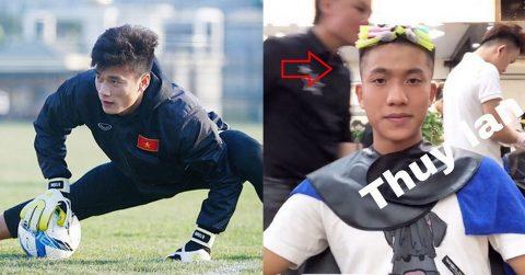 Học theo Tiến Dũng, nhiều cầu thủ U23 cũng đi uốn tóc xoăn như súp lơ, nhìn trai đẹp Phan Văn Đức suýt không nhận ra