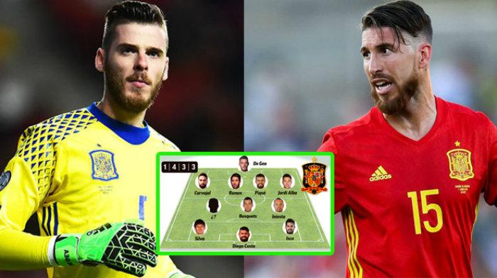 Tây Ban Nha đã chốt xong 10/11 vị trí chính thức cho World Cup 2018: Khổ sở với cái tên cuối cùng vì quá nhiều nhân tài!