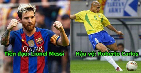 Chê Ronaldo đá kém, Pele chọn Messi vào đội hình bá đạo nhất lịch sử bóng đá khiến ai cũng bất ngờ