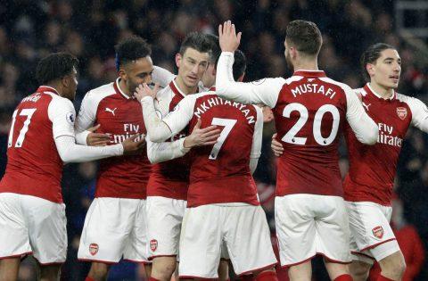 Kết quả Arsenal vs AC Milan: Đôi công hấp dẫn, ngược dòng ấn tượng