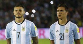 Khó tin: Dybala và Icardi có khả năng không được dự World Cup vì lý do đặc biệt này