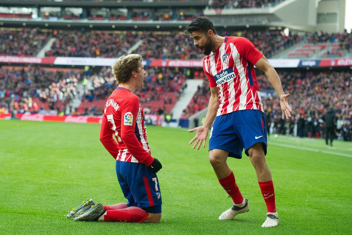 """Kết quả Atletico Madrid vs Celta Vigo: Siêu sao tung hoành, tiệc mừng """"3 nháy"""""""