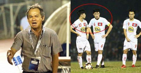 """""""Cay"""" bầu Tú, bầu Đức quyết rút HAGL khỏi V-League, đưa sang Lào, Campuchia thi đấu"""