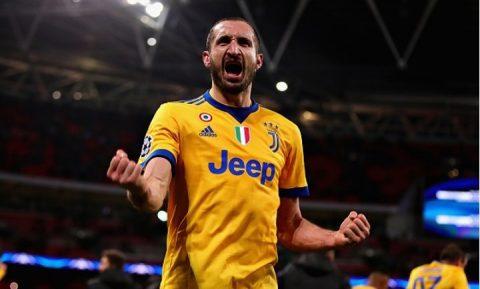 Giành vé vào tứ kết, bộ đôi trụ cột của Juventus gây chiến với Tottenham và cả nước Anh