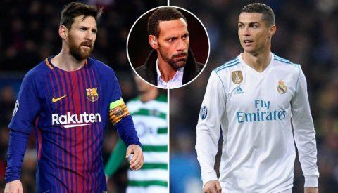 Huyền thoại M.U chỉ ra điểm khác biệt cực lớn giữa Messi và Ronaldo, điều mà tất cả đều phải công nhận!
