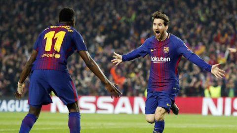 """Siêu nhân Messi lập cú đúp thần thánh, Barcelona """"hành xác"""" Chelsea với kết quả không thể tin nổi"""
