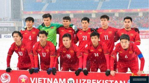 Đón nhận thông tin cực vui, ĐT Việt Nam tràn trề tự tin trước AFF Cup 2018