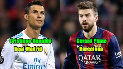 Đi tìm đội hình 11 cầu thủ đẹp trai nhất của La Liga khiến fan hâm mộ điên đảo: Hàng tiền đạo thiên hạ vô địch