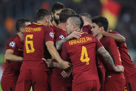 Sát thủ Dzeko tung đòn chí mạng, Roma tạo nên lịch sử tại Champions League