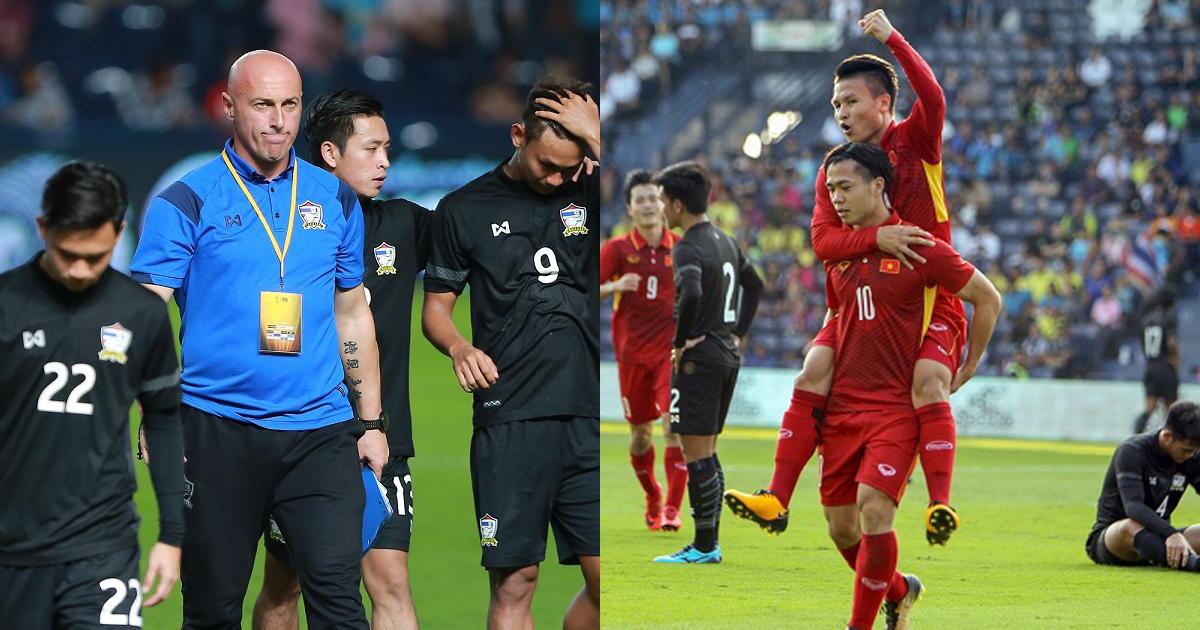 Nhận tin cực sốc, Thái Lan khó có cửa cạnh tranh chức vô địch AFF với Việt Nam