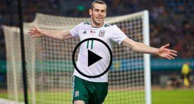 Bale lập hat-trick, Giggs ra mắt xứ Wales bằng chiến thắng như séc tennis