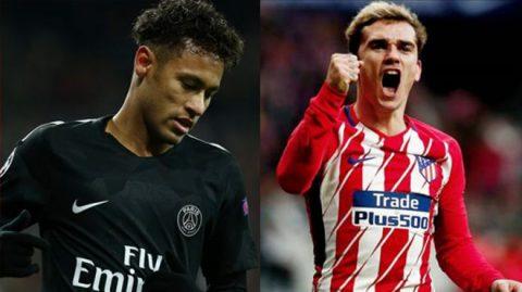 Chuyển nhượng 24/03: MU ra thêm độc chiêu vụ Neymar, Man City đề nghị khủng với Griezmann
