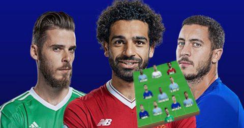 Lộ diện đội hình hay nhất NHA từ đầu mùa: Nát như Chelsea cũng góp 3 người, xấu hổ thay cho M.U