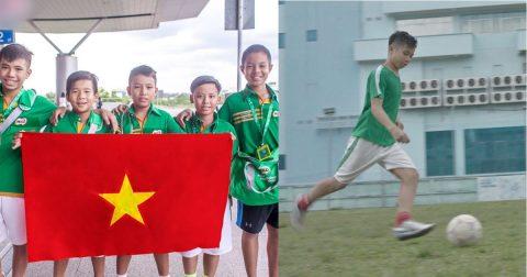 Ngoài Messi Hà Tĩnh, bóng đá VN có nguyên 1 dàn siêu thần đồng U12 đủ khiến Thái ăn hành dài dài