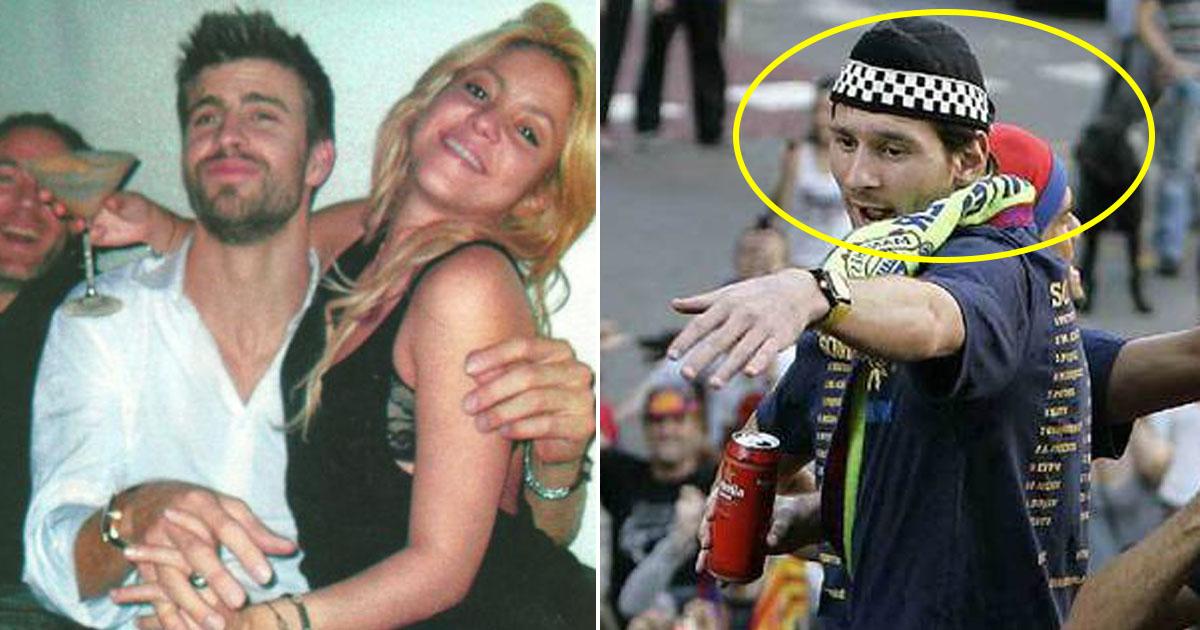 Ở trên sân cỏ là thanh niên nghiêm túc, vậy mà khi say, Messi và 10 siêu sao khác lại lố thế này đây
