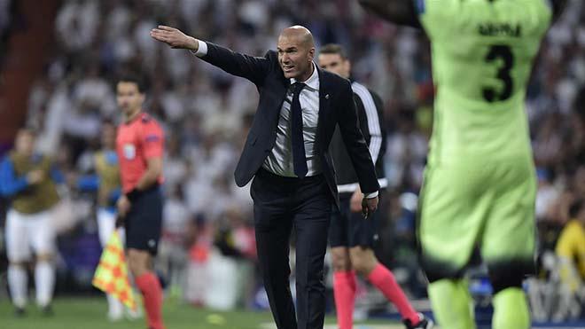 Thêm lý do khiến Real Madrid sẽ bị loại bởi Juventus, Zidane đang run rẩy