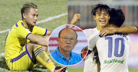 CHUYỆN LÊN TUYỂN: Đá gần 30 trận chỉ ghi 1 bàn vẫn đường hoàng có suất và nỗi uất ức khó nói nên lời của Phi Sơn
