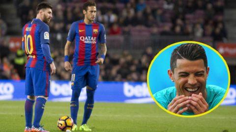 Sợ Neymar làm tăng thêm sức mạnh cho Real, Messi bất ngờ khuyên cựu sao Barca gia nhập đội bóng không tưởng này!