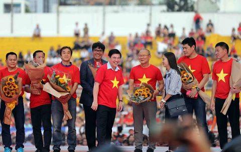 """Ai sẽ là người """"cầm trịch"""" chuyện chia thưởng 42,8 tỷ ở U23 Việt Nam?"""