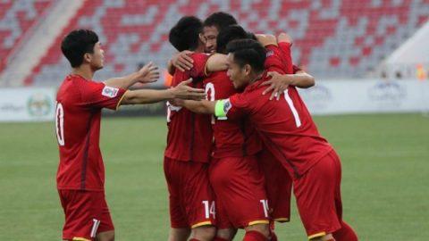 """BXH FIFA tháng 4: Việt Nam thăng tiến """"thần kì"""" sau trận hòa Jordan, lọt nhóm hạt giống số 3 tại VCK Asian Cup 2019"""