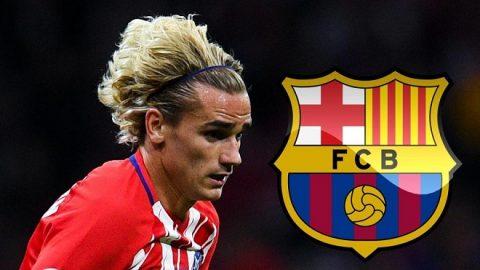 Để đủ tiền chiêu mộ Griezmann, Barcelona phải bán đi bao nhiêu ngôi sao?