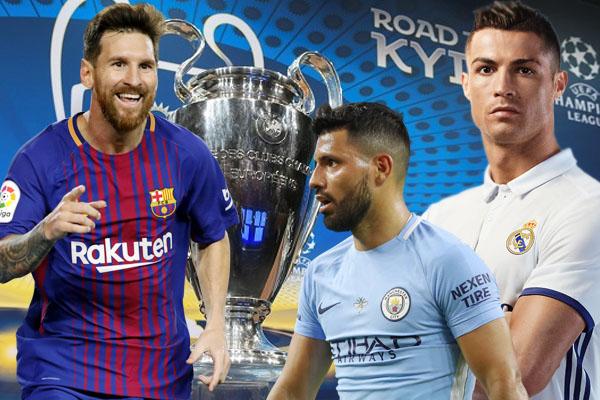 """Kết quả bốc thăm tứ kết Champions League: Real đụng """"khắc tinh"""" Juventus, nội chiến nước Anh"""