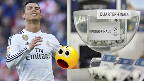 """Lộ kết quả bốc thăm vòng tứ kết Champions League: Barca tương đối dễ thở, Real đụng ngay """"hòn đá tảng"""""""