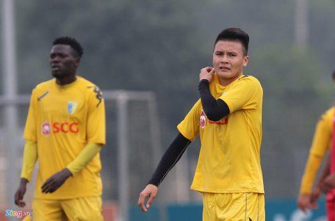Quang Hải cùng dàn sao U23 'im tiếng' trong ngày Hà Nội FC đại bại ngay tại thủ đô