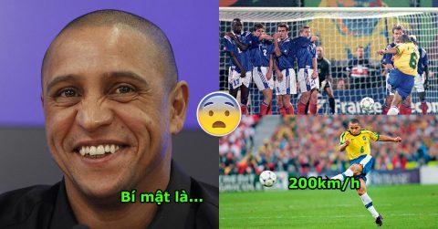 Sau 20 năm, các nhà khoa học tiết lộ sự thật về cú đá phạt thay đổi lịch sử thế giới bóng đá của Carlos khiến tất cả ngỡ ngàng