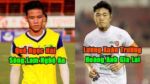"""Điểm danh 5 đội trưởng hot nhất V-League 2018: Ai mới xứng danh """"anh đại"""" của bóng đá Việt Nam?"""