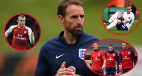 """5 bài toán """"cực khoai"""" mà Gareth Southgate cần phải giải ngay trước thềm World Cup: Ai sẽ là thủ môn, khi nào Kane sẽ trở lại?"""