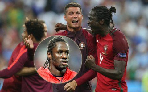 """Ghi bàn thắng giá trị hơn kim cương ở trận chung kết Euro 2016, nhưng ít ai ngờ được rằng sự nghiệp của """"người hùng"""" Eder lại khốn khổ thế này đây!"""