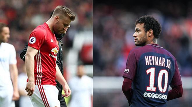 Chuyển nhượng 12/03: Real chuẩn bị bom tiền cho Neymar, MU hi sinh Shaw để có sao Tottenham