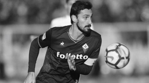 TIN BUỒN: Trung vệ đội trưởng của Fiorentina bất ngờ qua đời ngay trước vòng 27 Serie A