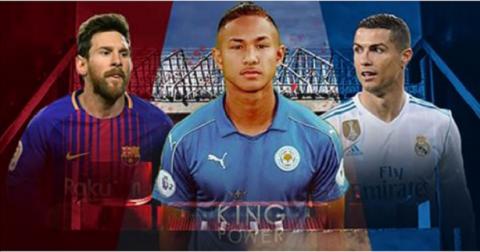 """Kiếm tiền như máy nhưng Ronaldo và Messi vẫn phải """"hít khói"""" cầu thủ người Đông Nam Á này về độ giàu có"""