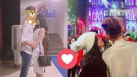 Chuyện tình đẹp như phim của sao U23 Việt Nam với bạn gái xinh như Hot Girl khiến bao người phải ghen tỵ