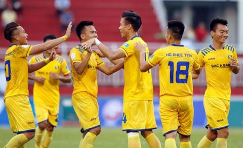 Sông Lam Nghệ An lập kỷ lục khiến cả châu Á phải khao khát ở AFC Cup