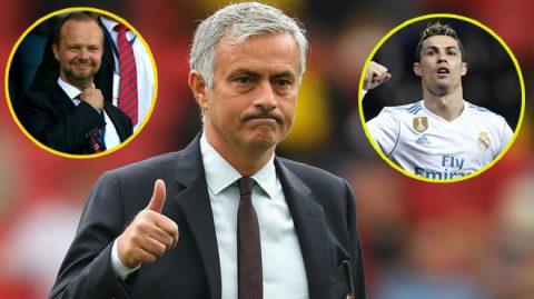 """NÓNG: Được đại gia """"chống lưng"""", MU sẽ đưa Ronaldo về Old Trafford ngay trong hè này"""
