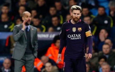 Tiết lộ: Pep sẽ lợi dụng cơ hội Messi đến Etihad, dụ dỗ về Man City