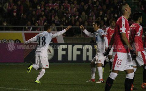 """Sau nhiều lần khuấy đảo J-League, """"Messi Thái"""" cũng làm được điều kỳ diệu khiến cả ĐNÁ tự hào"""