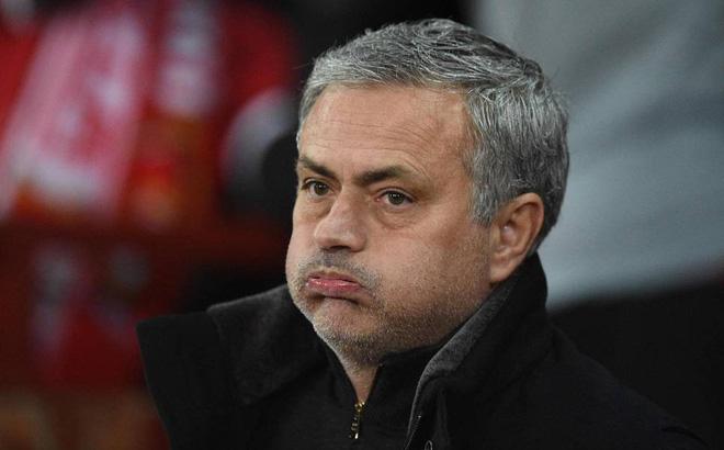 Mourinho: Man Utd đã quen với việc bị loại khỏi Champions League