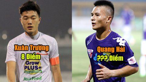 Chấm điểm dàn sao U23 Việt Nam ở vòng 2 V-League: Người giữ vững phong độ, kẻ không còn là chính mình!