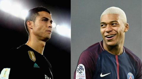Ngạo mạn và bị huyền thoại Ronaldo dạy cho 1 bài học, Mbappe đau đớn thừa nhận sự thật này