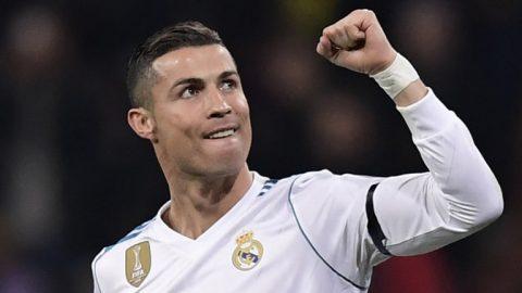 Ronaldo lập siêu kỉ lục đáng mơ ước trong ngày lập cú đúp vào lưới Getafe