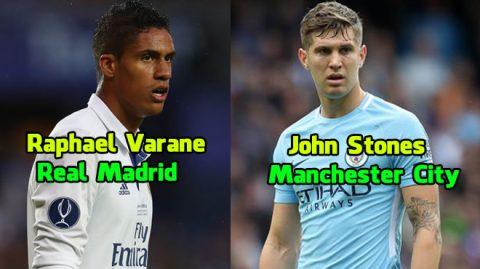 Top 10 trung vệ U25 sẽ lật đổ ngôi vị của Ramos trong tương lai: Vị trí số 1 đã thuộc về thành Manchester