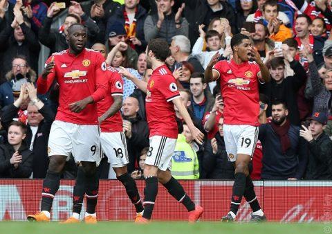 """MU đả bại Liverpool: Báo Anh ca ngợi Mourinho """"bạc già"""", khen Rashford hết lời"""