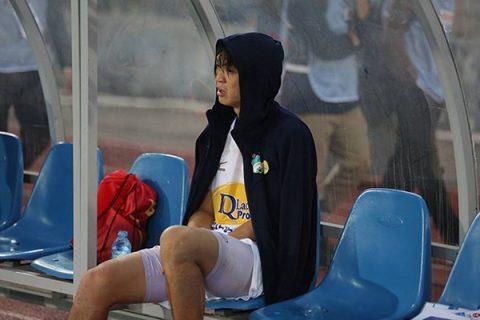 """Tuấn Anh: """"Em muốn được trở lại thi đấu sớm, Em muốn hồi phục chấn thương theo phương pháp vật lý trị liệu"""""""