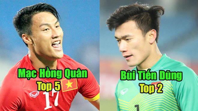 """Báo nước ngoài bầu chọn 10 cầu thủ """"hút hồn"""" nhất Châu Á hiện nay: Việt Nam áp đảo với 3 gương mặt sáng giá"""